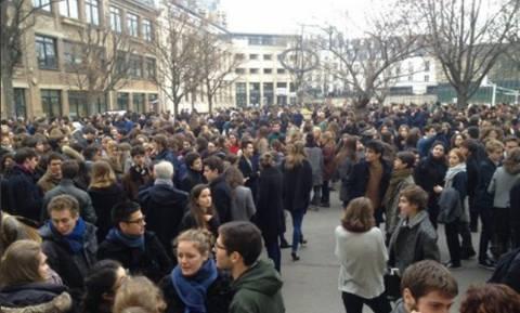 Νέος συναγερμός για βόμβες σε σχολεία του Παρισιού