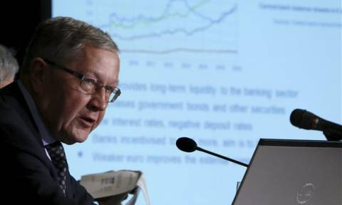 Ρέγκλινγκ (ESM): Σε αδύναμη θέση η Ελλάδα πρέπει να συνεχίσει