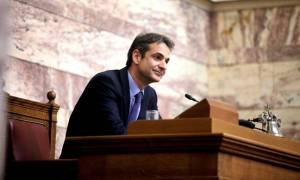 Κριτική Μητσοτάκη στην κυβέρνηση για το προσφυγικό