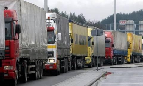 Απεργία διαρκείας αποφάσισε η Ομοσπονδία Φορτηγών Αυτοκινητιστών