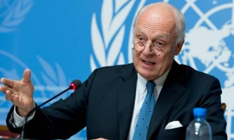 Γενεύη: Ξεκίνησαν οι ειρηνευτικές συνομιλίες με την αντιπροσωπεία της συριακής αντιπολίτευσης