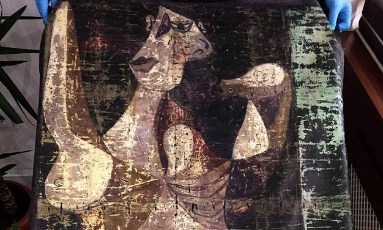 Πλαστός ο πίνακας του Πικάσο που κατασχέθηκε στην Κωνσταντινούπολη