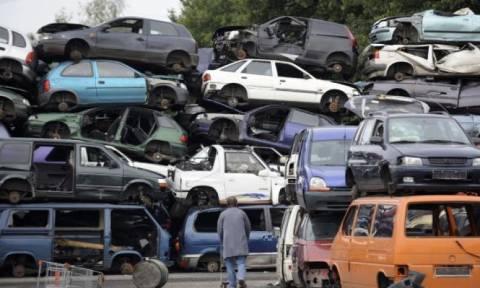 Παράταση της απόσυρσης παλαιών ΙΧ αυτοκινήτων έως τις 30 Ιουνίου