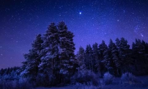 Ο νυχτερινός ουρανός όπως δεν τον έχετε ξαναδεί (photos)