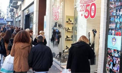 Απεργία: Κλειστά τα καταστήματα την Πέμπτη 4/2 στη Θεσσαλονίκη