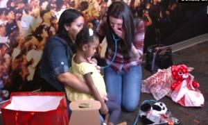 Συγκλονιστικό βίντεο: Μητέρα ακούει την καρδιά του νεκρού παιδιού της