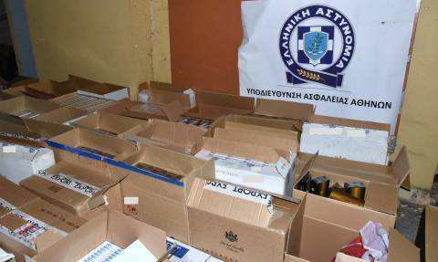 Σπείρα εισήγαγε εκατομμύρια πακέτα λαθραίων τσιγάρων - Πως τους εντόπισε η αστυνομία