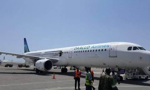 Σομαλία: Τρόμος από έκρηξη σε Airbus λίγα λεπτά μετά την απογείωσή του (pics+vid)