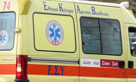 Ηράκλειο: 65χρονος επιχείρησε να αυτοπυρποληθεί
