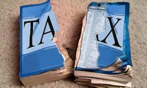 Σενάρια - σοκ για τη φορολογία, με ανώτατο συντελεστή έως και 50%!