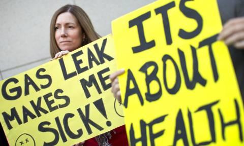 ΗΠΑ - Σοκ: Μόλυναν την ατμόσφαιρα με πάνω από 80.000 τόνους μεθανίου! (photos)