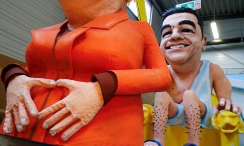 Ο Τσίπρας θα παρελάσει… στο καρναβάλι της Κολωνίας! (photos)
