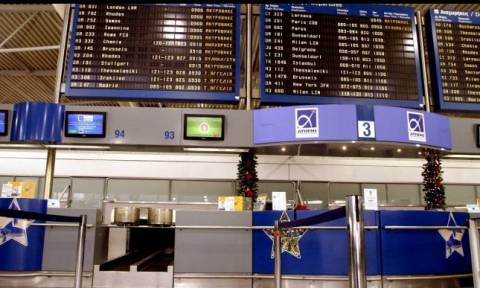 Απεργία: Ακυρώσεις πτήσεων την Πέμπτη από Aegean και Olympic Air