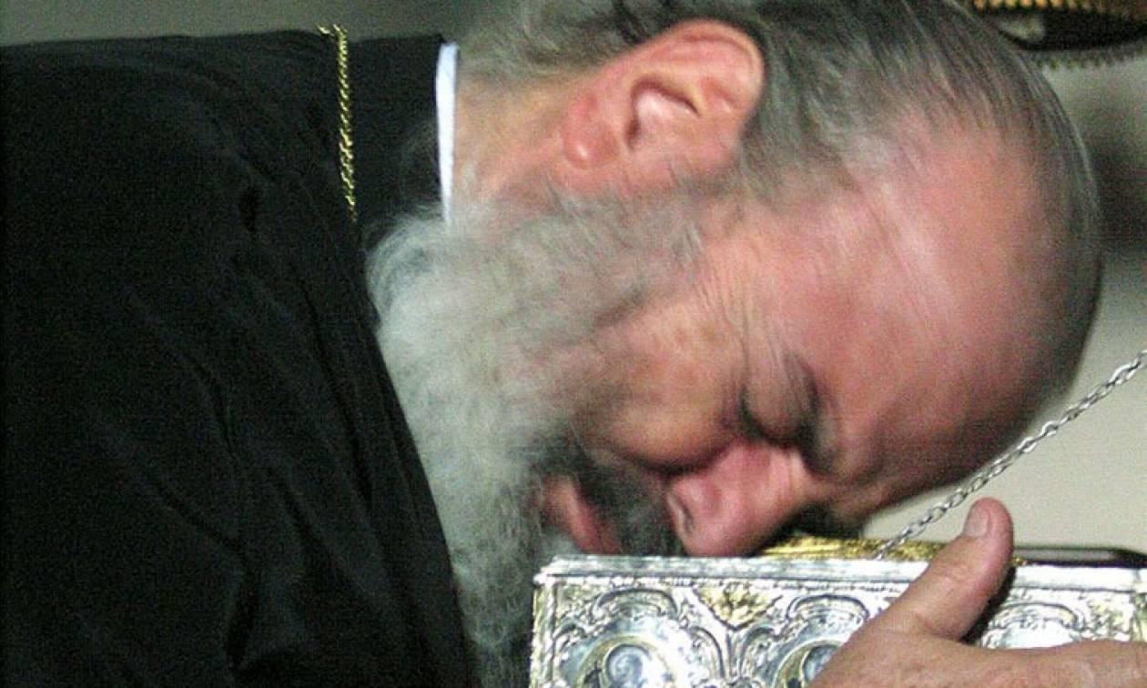 Νικολόπουλος: Εδώ και τώρα άνοιγμα του φακέλου «Αρχιεπίσκοπος Χριστόδουλος»