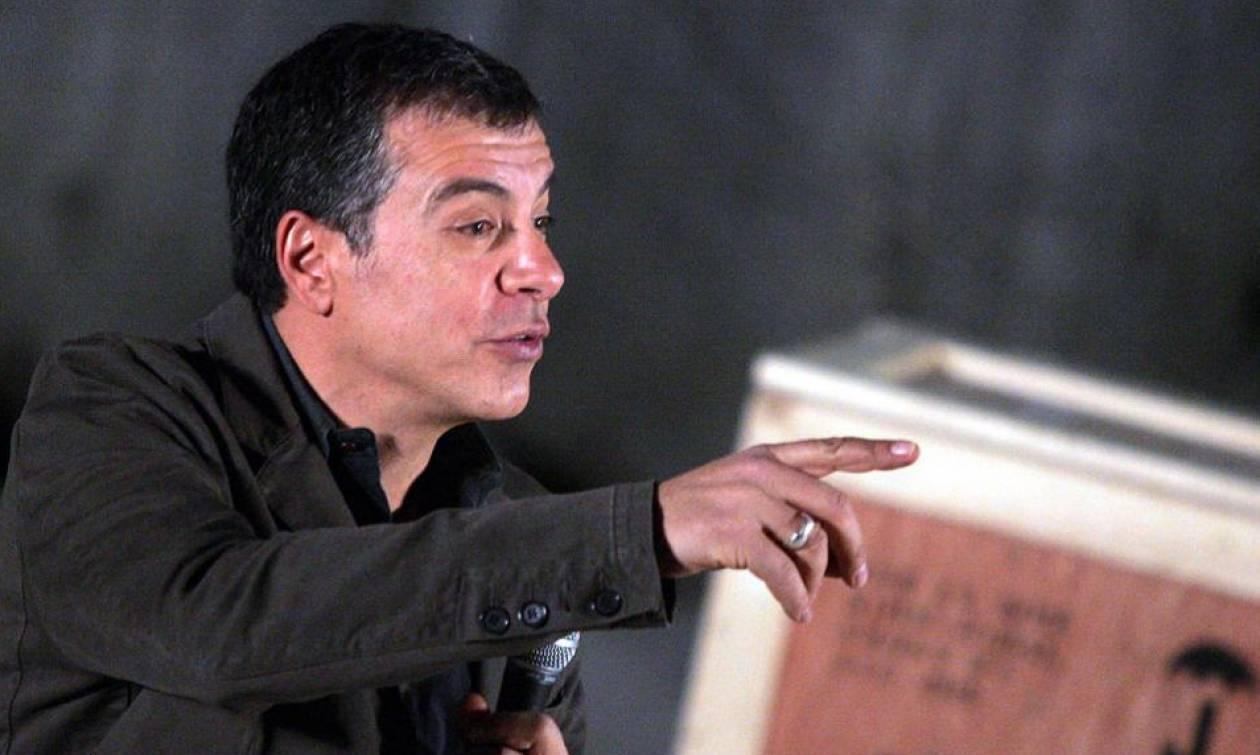 Θεοδωράκης: «Τις εξελίξεις στο ριζοσπαστικό κεντρώο στρατόπεδο θα τις καθορίσουμε εμείς»