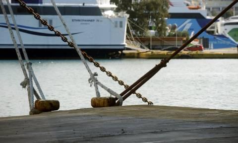 Απεργία: Μέχρι το Σάββατο θα είναι δεμένα τα πλοία στα λιμάνια