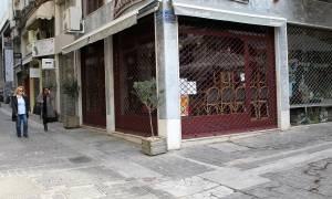 Απεργία: Εικόνες που δεν έχουμε ξαναδεί στο κέντρο της Αθήνας (photos)