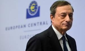 Ντράγκι: Υπέρ της λήψης μέτρων για τον πληθωρισμό στην Ευρωζώνη