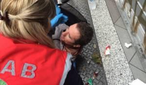 Απεργία: Στο νοσοκομείο δημοσιογράφος μετά από επίθεση αγνώστων