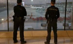 Τρόμος στο αεροδρόμιο της Μαδρίτης από απειλή για βόμβα