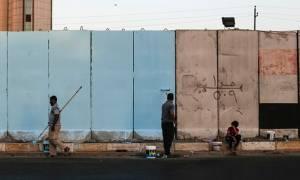 Το Ιράκ χτίζει τείχος γύρω από τη Βαγδάτη