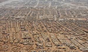 Καζάνι που βράζει η Ιορδανία - Συγκλονιστικό βίντεο από καταυλισμό προσφύγων
