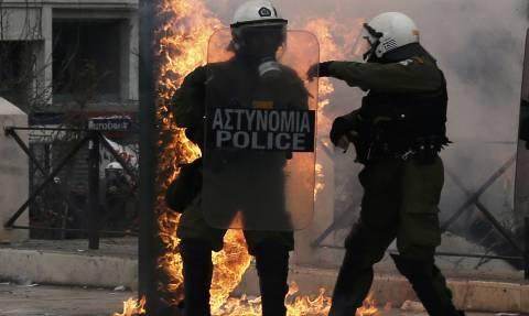 Τα επεισόδια στην Αθήνα που μεταδόθηκαν από το CNN Greece στο CNN Arabic