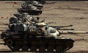 Μόσχα: Εισβολή στη Συρία φαίνεται να ετοιμάζει η Τουρκία