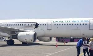 Σομαλία: Αποτυχημένη επίθεση βομβιστή αυτοκτονίας η έκρηξη σε αεροπλάνο
