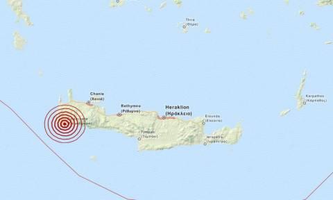 Σεισμός 3,2 Ρίχτερ στην Παλαιόχωρα Χανίων (pic)