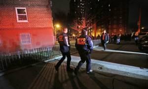 Νέα Υόρκη: Δύο αστυνομικοί τραυματίες κοντά σε ομιλία του δημάρχου (vid)