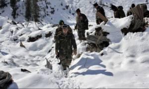 Τραγωδία στην Ινδία: Νεκροί οι 10 στρατιώτες από την χιονοστιβάδα
