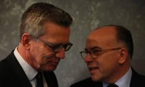 Συνάντηση Τσίπρα με τους ΥΠΕΣ Γαλλίας - Γερμανίας για το προσφυγικό