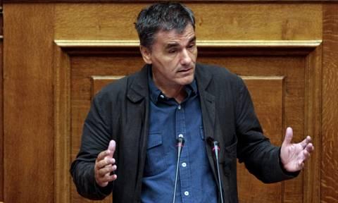 Τσακαλώτος: «Πρωτεύουσας σημασίας η αναδιάρθρωση του δημοσίου χρέους»