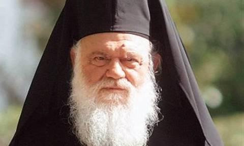 Αρχιεπίσκοπος Ιερώνυμος: Όσοι ελπίζουν ότι οι ξένοι θα μας σώσουνε είναι γελασμένοι