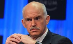 Παπανδρέου: Επίθεση σε Σόιμπλε για το Grexit