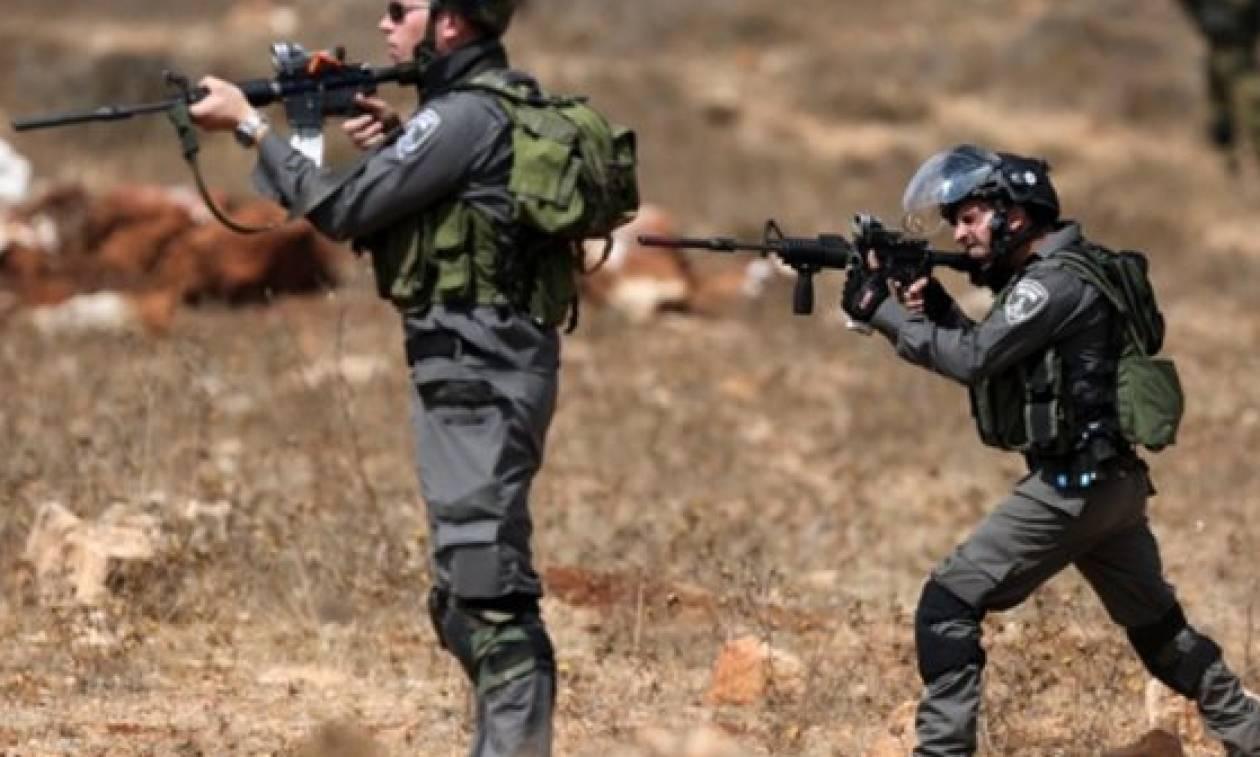 Ισραηλινοί στρατιώτες πυροβόλησαν και σκότωσαν 17χρονο Παλαιστίνιο