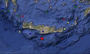 Σεισμός 4,5 Ρίχτερ στην Ιεράπετρα