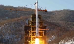 ΗΠΑ: Η Βόρεια Κορέα θα πραγματοποιήσει την Κυριακή εκτόξευση πυραύλου