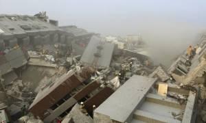 Ισχυρός σεισμός 6,4 ρίχτερ στην Ταϊβάν: Τουλάχιστον 6 νεκροί και 378 στο νοσοκομείο
