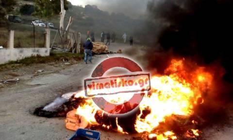 Ένταση και πάλι στην Κω - Εξοργισμένοι οι κάτοικοι, δεν θέλουν τα hotspots (photos - videos)