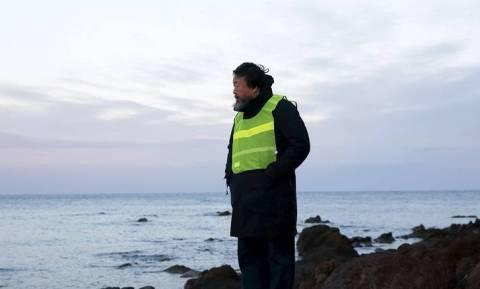 O Άι Ουέιουεϊ διαμαρτύρεται κατά της ξενοφοβίας των Τσέχων