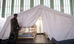 Οργή για σχέδιο προσφυγικής στέγης στο Βερολίνο