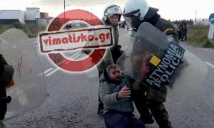 Πεδίο μάχης και πάλι η Κως για τα hotspots - Προπηλάκισαν δημοσιογράφο