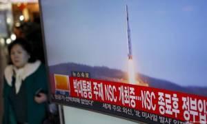 Εκτόξευση πυραύλου από τη Βόρεια Κορέα – Έκτακτη συνεδρίαση του ΟΗΕ - Δείτε το βίντεο της εκτόξευσης
