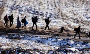 Δύο μετανάστριες νεκρές από το ψύχος στη Βουλγαρία