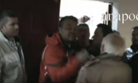 Αμύνταιο: Οργισμένοι αγρότες διέκοψαν εκδήλωση του ΣΥΡΙΖΑ (vid)