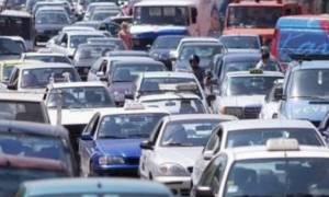 Μπλόκα αγροτών: Ουρές ταλαιπωρίας για τους οδηγούς στο Καλό Νερό Μεσσηνίας (videos)
