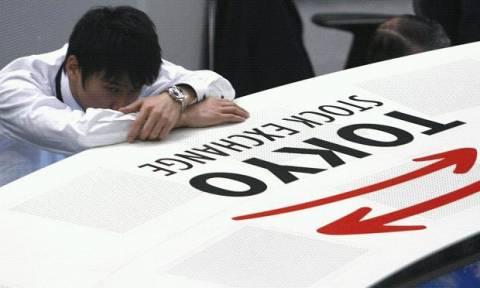 Πτωτικά ξεκίνησε η εβδομάδα στο χρηματιστήριο του Τόκιο