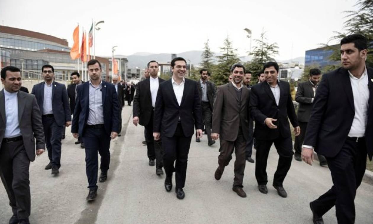 Γεωπολιτικό και οικονομικό στοίχημα Τσίπρα στο Ιράν